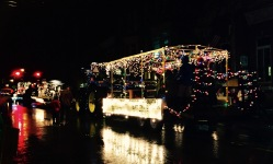 Holiday Tractor Parade, Greenwich, NY