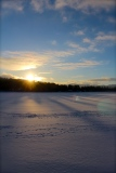 Lake Placid Sunrise II