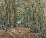 The Woods at Marly, 1871, Thyssen-Bornemisza Museum