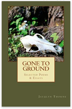 https://www.amazon.com/Gone-Ground-Selected-Poems-Essays/dp/0692730249/ref=sr_1_2?qid=1567902789&refinements=p_27%3AJacqlyn+Thorne&s=books&sr=1-2&text=Jacqlyn+Thorne